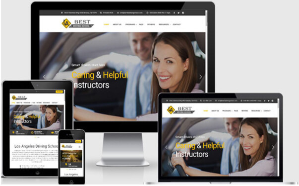 web-design-sample1-driving-school