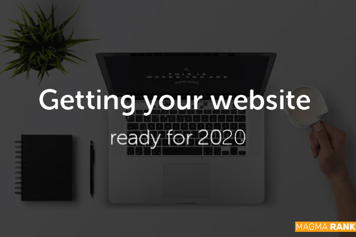 Is website ready for 2020
