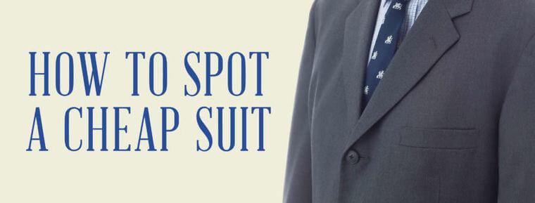 cheap suit effect